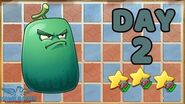 Plants vs Zombies 2 China - Renaissance Age Day 2