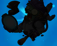 Portal Technician silhouette