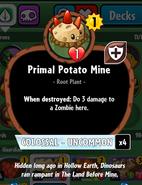PrimalPotatoMine3UnfinishedStats