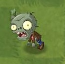 Shrunken Big Brainz Zombie