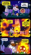 Solar Flare's new comic strip