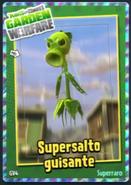 Supersalto Guisante
