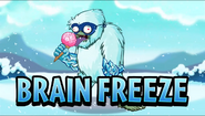 Brain Freeze Animated Trailer