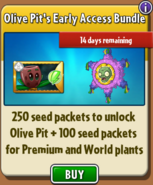 Olive Pit's Early Access Bundle