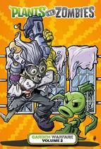 Garden Warfare 2 Comic