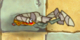 Mummy Zombie lying on the ground (PvZ2IAT)