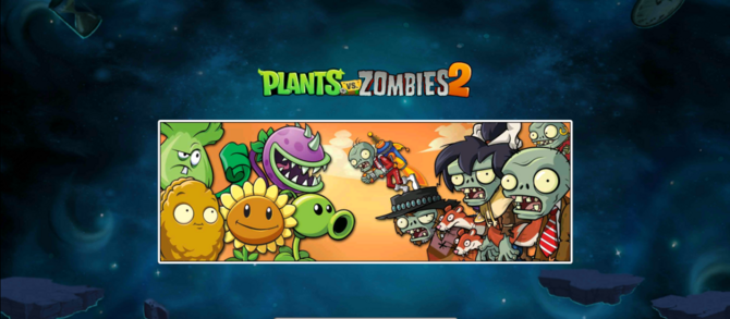 play plants vs zombies 2 player