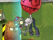 BalloonZombieEating