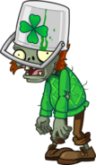 Luck O' the Buckethead Zombie HD