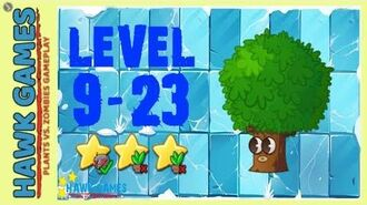 V1.0.81 Plants vs. Zombies All Stars - Viking World Level 9-23