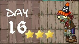 Android Plants vs. Zombies All Stars - Pirate Seas Day 16