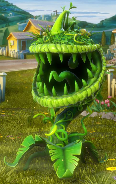 Chomp Thing | Plants vs. Zombies Wiki | FANDOM powered by Wikia
