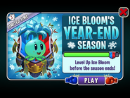 Ice Bloom's Year-End Season Ending