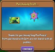 PurchasingSnapPeaPinata