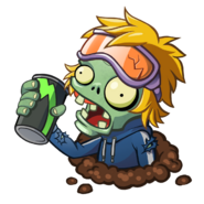 HD Energy Drink Zombie from Twitter Post