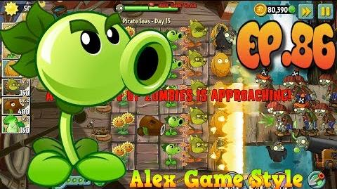 Plants vs. Zombies 2 Pirate Seas Day 15 (Ep