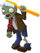 ToothBrush Zombie