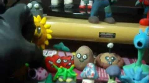 All plants of Plants Vs. Zombies collection