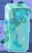 Jester ice block