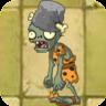 Primitive Buckethead ZombieAS