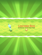 Lightning Reed Introduction