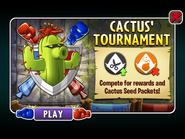 Cactus' Tournament