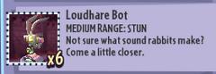 Loudhare Bot Description