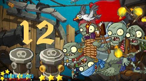 PvZ Online - Adventure Mode - Maritime Hegemony 12