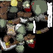 Zombie Boss police 140324