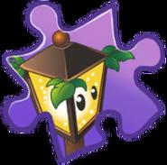 Plantern Puzzle Piece