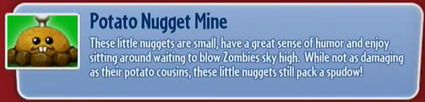 Potato Nugget Mine