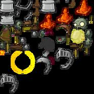 Zombie dark kuijiajiangshi