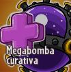 CIENTIFICO 8 Bomba Curativa