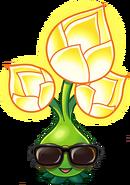 HD Gold Bloom Costume