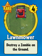 Lawnmower Premium Pack