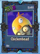 Chickenhead card