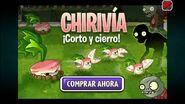 Chirivia en pvz 2