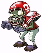 Farm zombie football - ArtofReanimPvZ2
