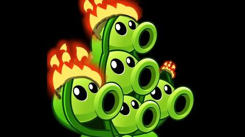 Plants VS. Zombies 2 New zombies and plants in version 3.8
