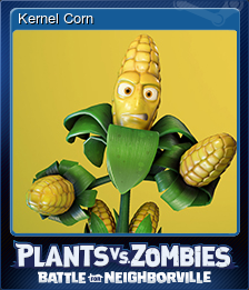 Steam BfN Kernel Corn Card