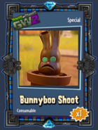 Bunnyboo Shoot Sticker