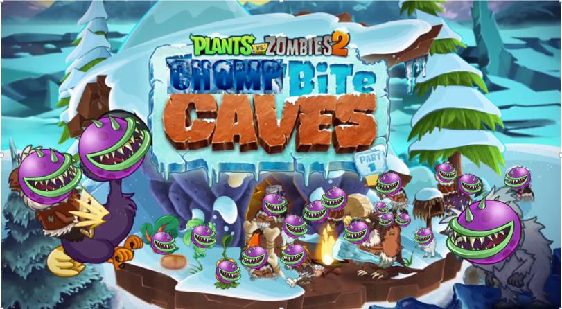 Chompbite Caves