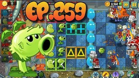 Plants vs. Zombies 2 Buying a new Plant Hypno-shroom - Far Future Day 22 (Ep