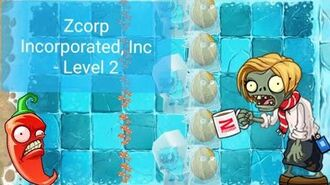 PvZ 2 (Penny's Pursuit) ZCorp Incorporated, Inc. - Level 2 Mild Difficulty Walkthrough