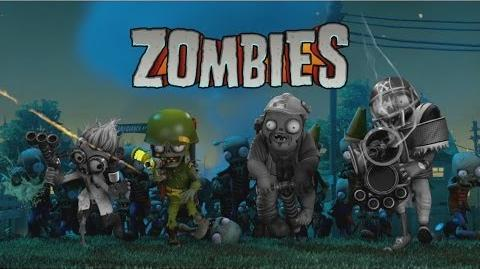 PvZ Garden Warfare Foot Soldier Breakdown