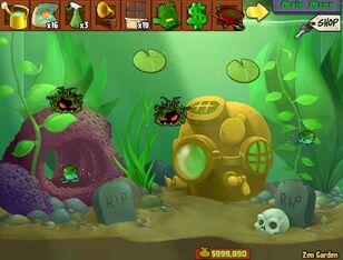 Zen Garden (Plants vs  Zombies) | Plants vs  Zombies Wiki | FANDOM