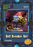 Bell Breaker Bot Sticker