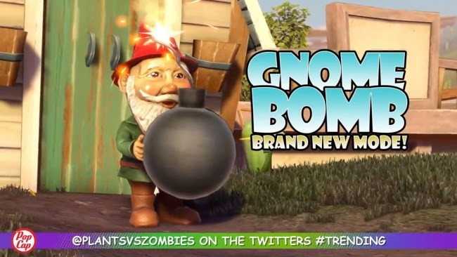 Gnome Bomb Plants Vs Zombies Wiki Fandom Powered By Wikia