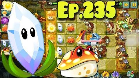 Plants vs. Zombies 2 Magnifying Grass, Toadstool and A.K.E.E. - Lost City Day 31 (Ep