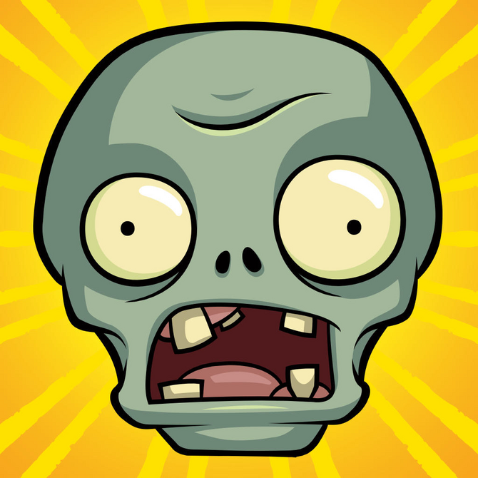 Plants vs. Zombies Stickers Icon